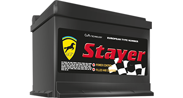 Stayer Ca+